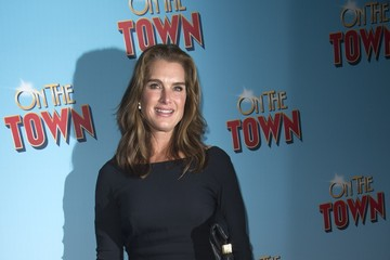 Brooke Shields 'On the Town' Opening Night in NYC