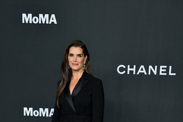 Brooke Shields MoMA's Twelfth Annual Film Benefit Presented By CHANEL Honoring Laura Dern - Arrivals