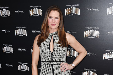 Brooke Shields Cirque Du Soleil's 'Paramour' Broadway Opening Night