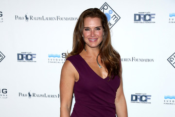 Brooke Shields Arrivals at the Room to Grow Gala