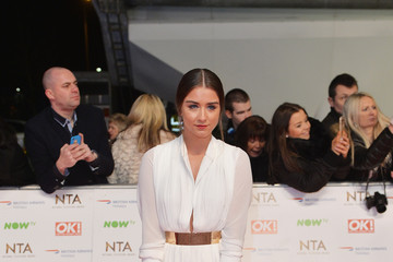 Brooke Vincent National Television Awards - Red Carpet Arrivals