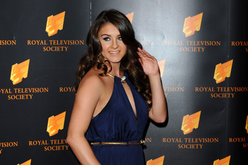 Brooke Vincent Arrivals at the RTS Programme Awards