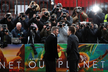 Brooklyn Beckham 'Our Planet' Global Premiere - Red Carpet Arrivals