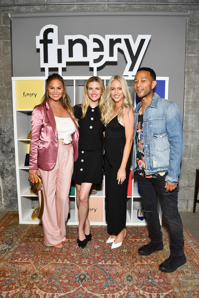 Finery App Launch Party Hosted by Brooklyn Decker