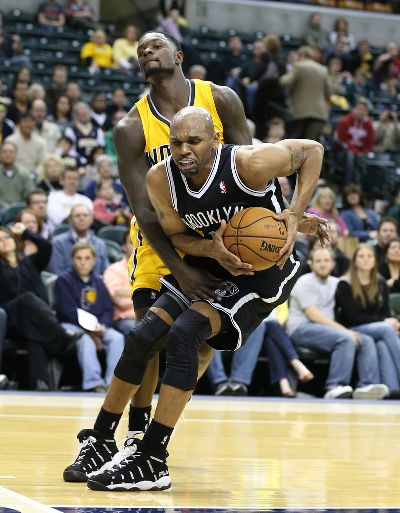 Jerry Stackhouse in Brooklyn Nets v Indiana Pacers Zimbio