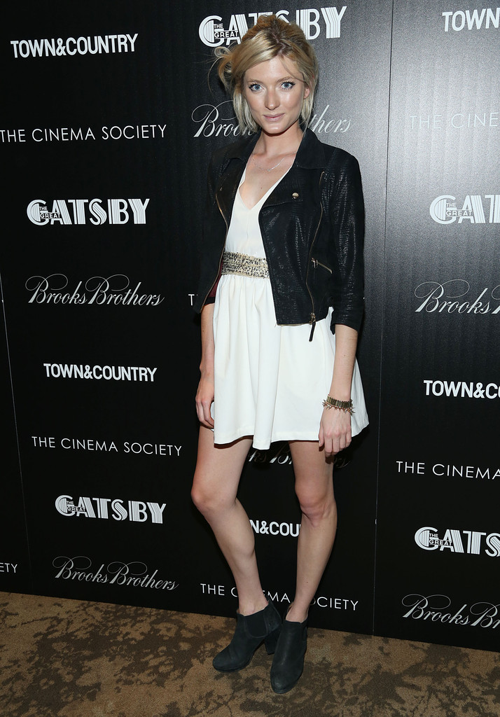 Best Dressed at the Brooks Brothers' 'Great Gatsby' Screening—Vote Here!