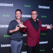 Bruce Campbell Hulu's New York Comic Con After Party