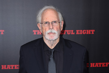 Bruce Dern The New York Premiere of 'The Hateful Eight'
