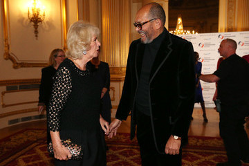 Bruce Oldfield The Duchess of Cornwall Attends the Bruce Oldfield Fashion Show in Aid of the National Osteoporosis Society