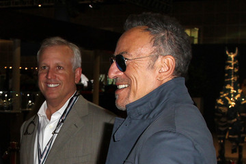 Bruce Springsteen Longines Los Angeles Masters: Day 2