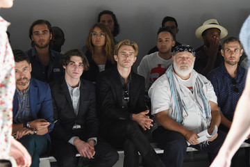 Bruce Weber Parke & Ronen - Front Row - New York Fashion Week: Men's S/S 2016