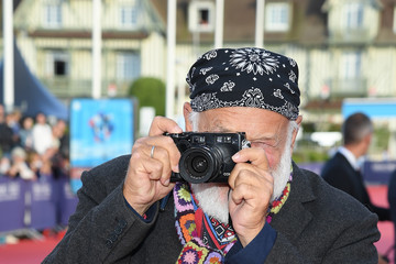 """Bruce Weber """"Here And Now"""" : Premiere - 44th Deauville American Film Festival"""