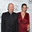 """Bruce Willis Emma Heming-Willis The Jazz Foundation Of America's 13th Annual """"A Great Night In Harlem"""" Gala Concert - Arrivals"""