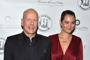 "Bruce Willis The Jazz Foundation Of America's 13th Annual ""A Great Night In Harlem"" Gala Concert - Arrivals"