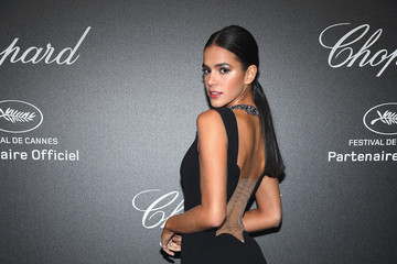 Bruna Marquezine Chopard Secret Night - Arrivals - The 71st Annual Cannes Film Festival