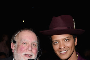Bruno Mars The 58th GRAMMY Awards - Backstage and Audience