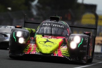 Bruno Senna 24 Hours Of Le Mans - Race