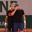 Bruno Soares 2021 French Open - Day Five