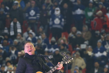 Bryan Adams 2017 Scotiabank NHL Centennial Classic - Detroit Red Wings v Toronto Maple Leafs