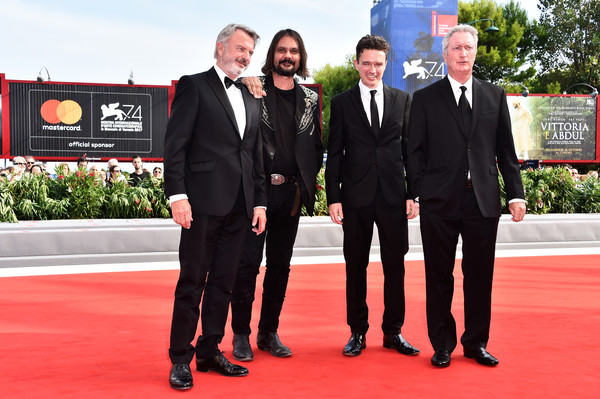 'Sweet Country' Premiere - 74th Venice Film Festival