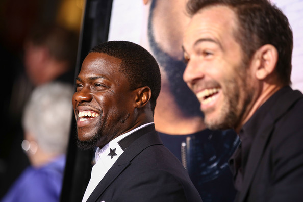 'Ride Along' Premieres in Hollywood