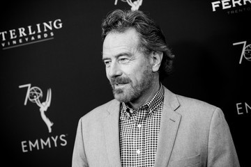 Bryan Cranston Television Academy's Performers Peer Group Celebration - Arrivals
