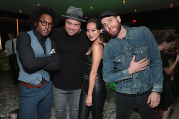 Bryan Greenberg Jamie Chung Hulu's New York Comic Con After Party
