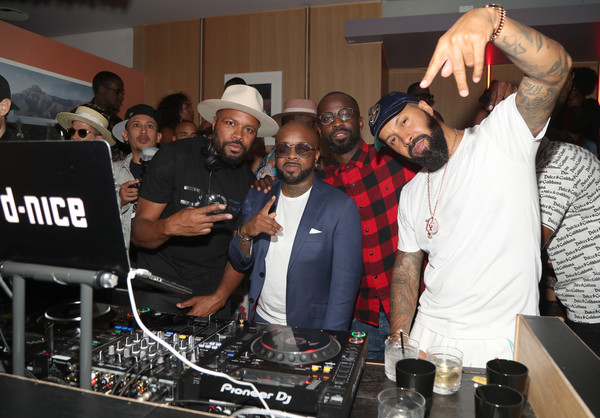 The 9th Annual Mark Pitts And Bystorm Ent Post BET Awards Celebration