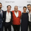 Bryan Rabin Colin Farrell And Rep. Brian Sims Co-host A Dinner At House Of Taylor Benefitting The Elizabeth Taylor AIDS Foundation