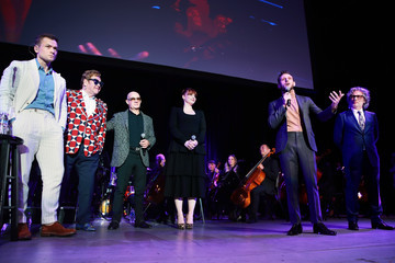 """Bryce Dallas Howard Taron Egerton """"Rocketman: Live in Concert"""" Featuring a Special Performance by Elton John & Taron Egerton with The Hollywood Symphony Orchestra"""