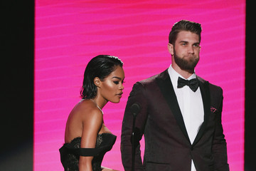 Bryce Harper 2016 American Music Awards - Show