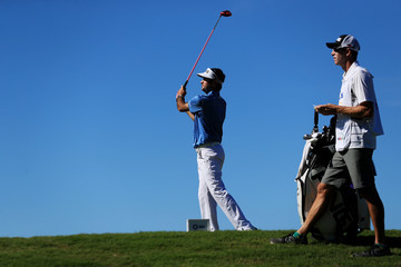 Bubba Watson SBS Tournament of Champions - Round Two