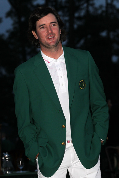 the masters final round in this photo bubba watson bubba watson of the ...