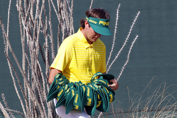 Bubba Watson Photos Photos - Waste Management Phoenix Open - Round ... 6435b35e810