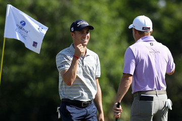 Bud Cauley Zurich Classic Of New Orleans - Round Two