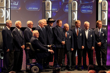 Bud Moore NASCAR Hall of Fame Induction
