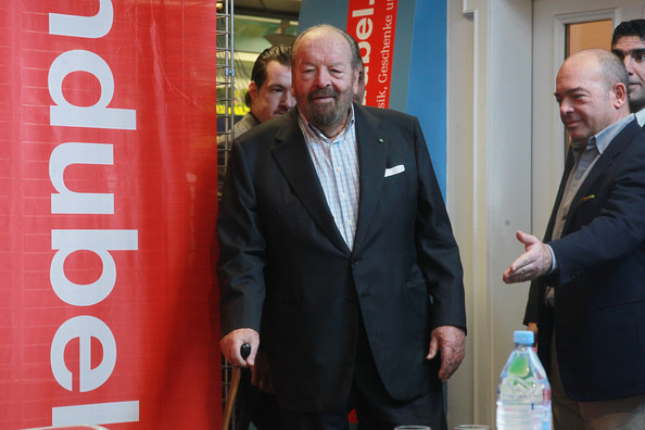 Bud Spencer Bud Spencer Photos Bud Spencer Book Launch