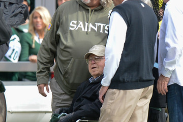 Buddy Ryan New Orleans Saints v New York Jets