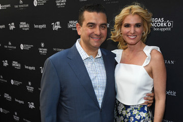 Buddy Valastro The Grand Tasting At Vegas Uncork'd By Bon Appetit