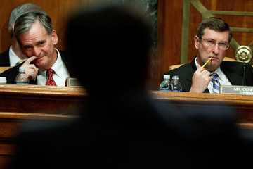 Judd Gregg Budget Director Peter Orszag Testifies On Obama's FY2011 Budget
