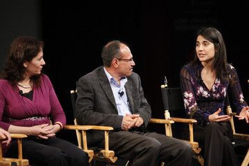 Rula Salameh Budrus Premiere at 2010 TFF Hosted by Doha Tribeca Film Festival - Panel