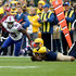 Lesean Mccoy Photos - LeSean McCoy #25 of the Buffalo Bills avoids the tackle of Antonio Morrison #44 of the Green Bay Packers during the third quarter of a game at Lambeau Field on September 30, 2018 in Green Bay, Wisconsin. - Buffalo Bills vs. Green Bay Packers