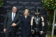 Bulgari Unveils Brand New Boutique Design Concept