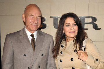 Marina Sirtis Burberry Body Launch - Arrivals