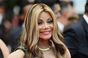 """La Toya Jackson attends the screening of """"Burning""""  during the 71st annual Cannes Film Festival at Palais des Festivals on May 16, 2018 in Cannes, France."""