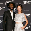 Nicole Trunfio and Gary Clarke Jr. Photos