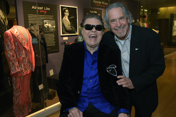 Burt Stein Ronnie Milsap Exhibit Opening Reception At The Country Music Hall Of Fame And Museum