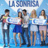 Patricia Conde Anton Lofer Photos - (L-R) Anton Lofer, Pilar Rubio, Miguel Angel Munoz, Patricia Conde, Paula Gonu and Aitana attend 'Buscamos La Sonrisa Orbit White' competition at Club Allard restaurant on May 9, 2018 in Madrid, Spain. - 'Buscamos La Sonrisa Orbit White' Competition In Madrid