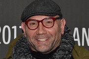 """Actor Dave Bautista attends the """"Bushwick"""" premiere on day 3 of the 2017 Sundance Film Festival at Library Center Theater on January 21, 2017 in Park City, Utah."""