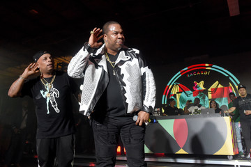 """Busta Rhymes BACARDI, Swizz Beatz And The Dean Collection Bring NO COMMISSION Back To Miami To Celebrate """"Island Might"""" - Friday December 8"""